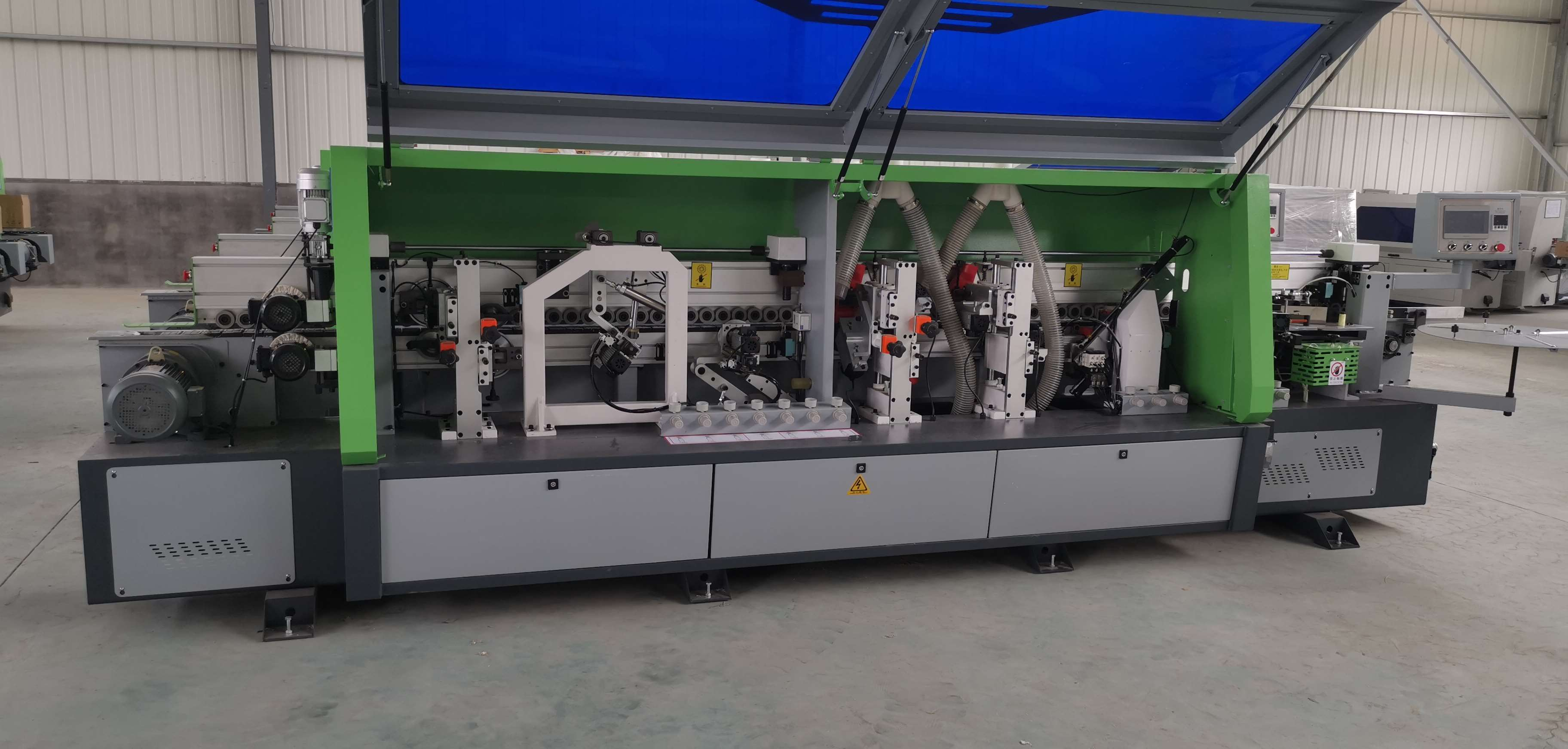 R6B Edge Banding Machine